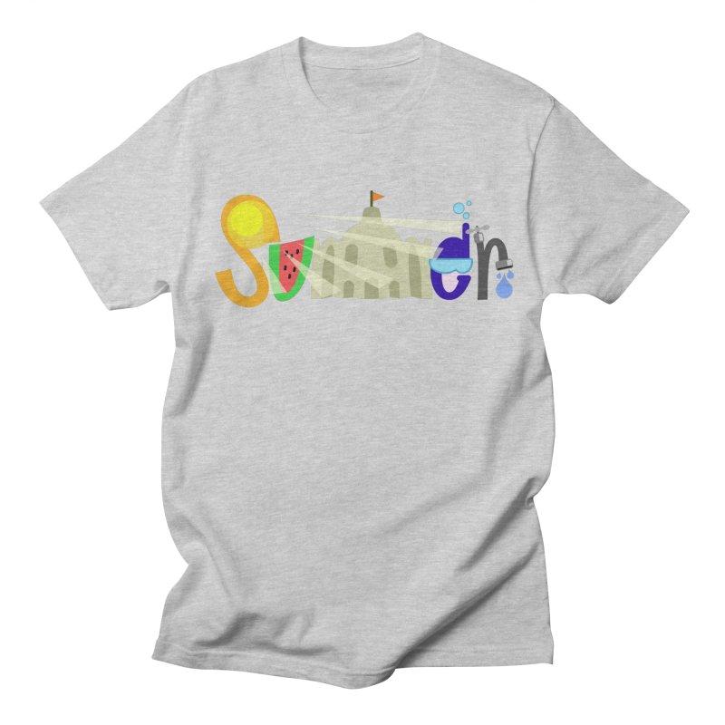 SuMMer Men's Regular T-Shirt by PickaCS's Artist Shop