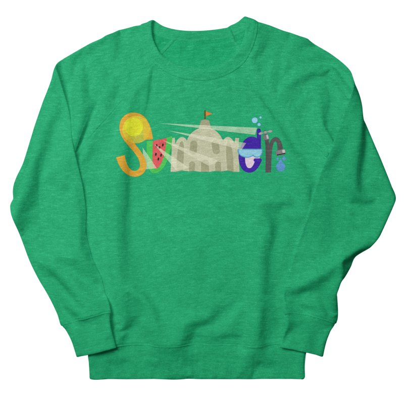 SuMMer Women's Sweatshirt by PickaCS's Artist Shop