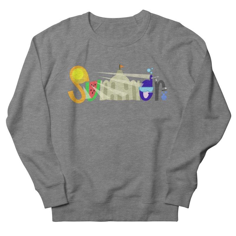 SuMMer Women's French Terry Sweatshirt by PickaCS's Artist Shop