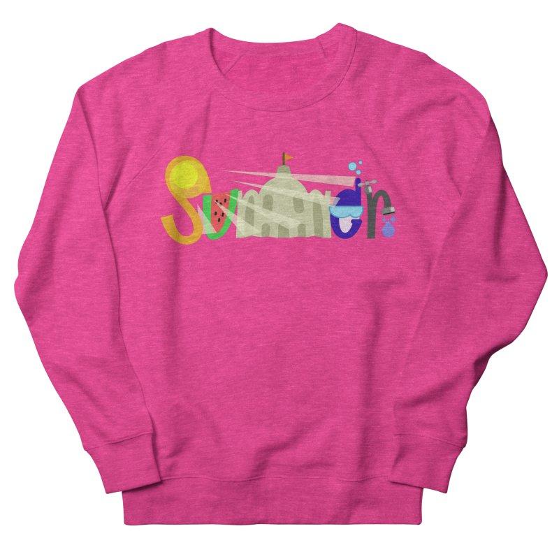 SuMMer Men's French Terry Sweatshirt by PickaCS's Artist Shop