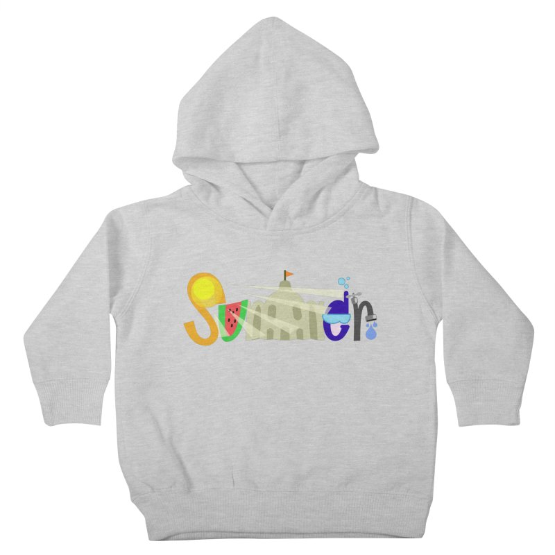 SuMMer Kids Toddler Pullover Hoody by PickaCS's Artist Shop
