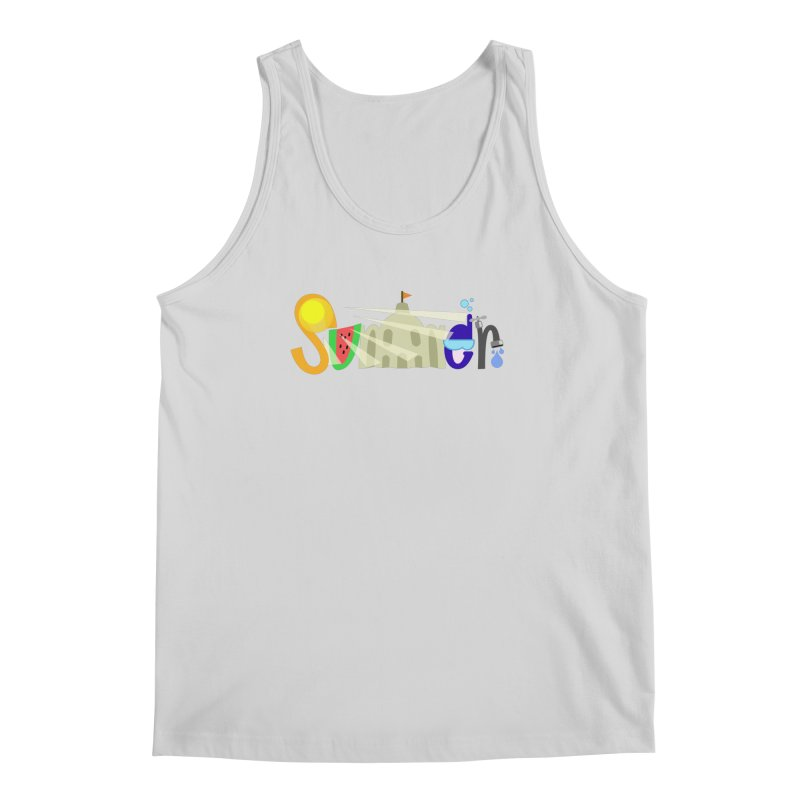 SuMMer Men's Regular Tank by PickaCS's Artist Shop