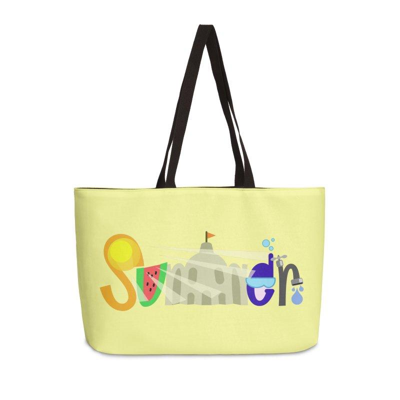 SuMMer Accessories Weekender Bag Bag by PickaCS's Artist Shop