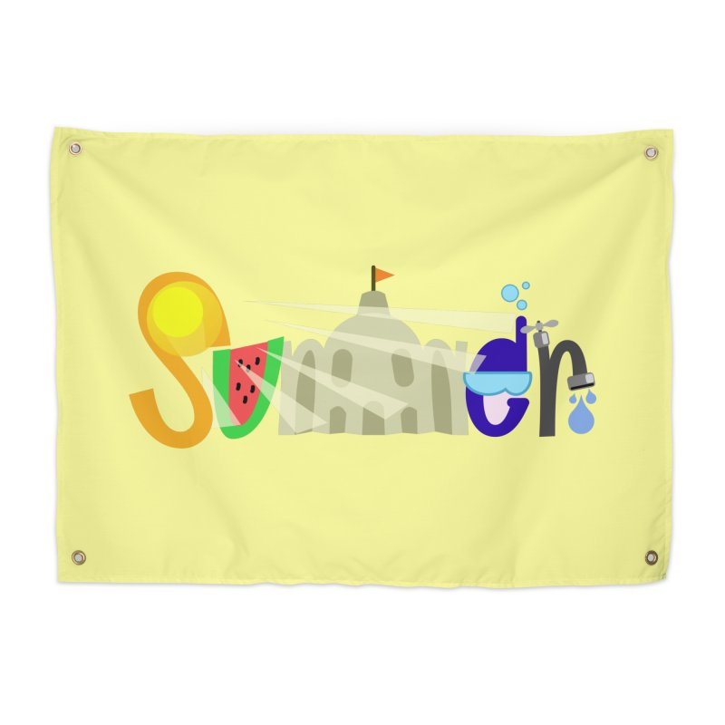 SuMMer Home Tapestry by PickaCS's Artist Shop