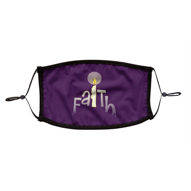 Faith Accessories Face Mask by PickaCS's Artist Shop