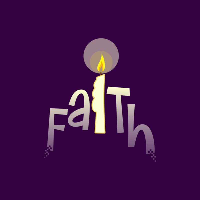 Faith Home Fine Art Print by PickaCS's Artist Shop