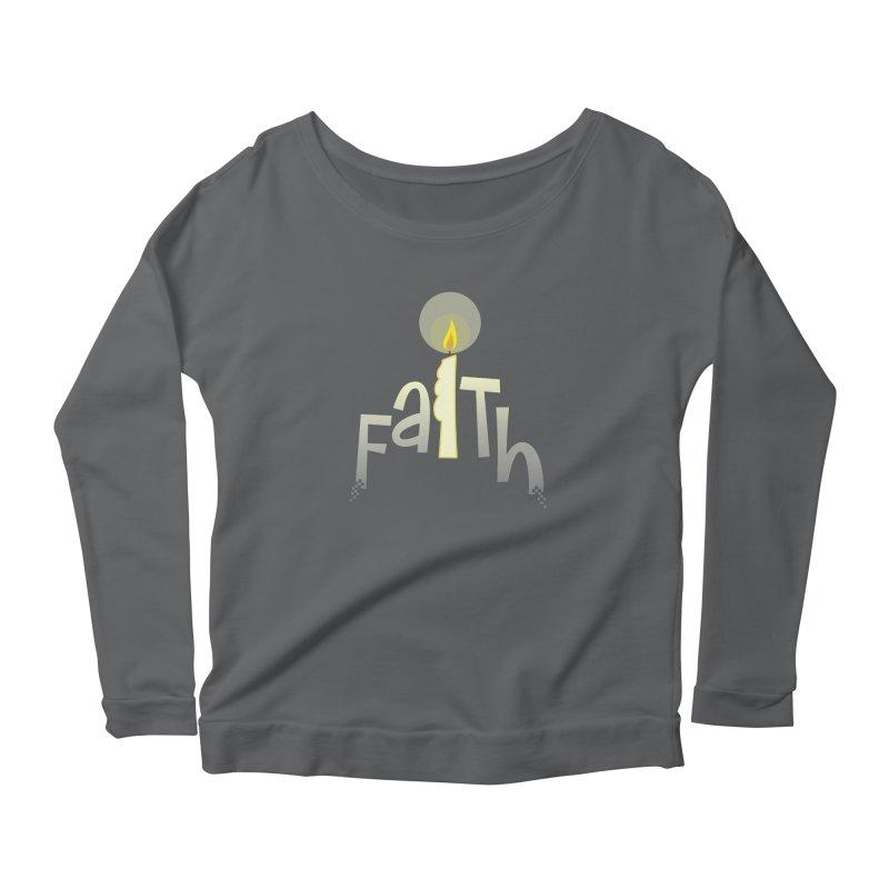 Faith Women's Longsleeve T-Shirt by PickaCS's Artist Shop