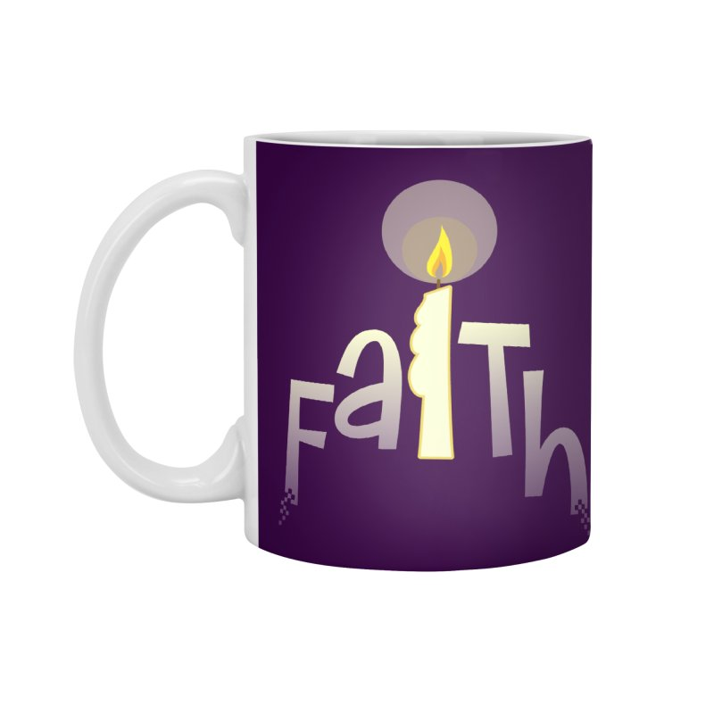 Faith Accessories Standard Mug by PickaCS's Artist Shop