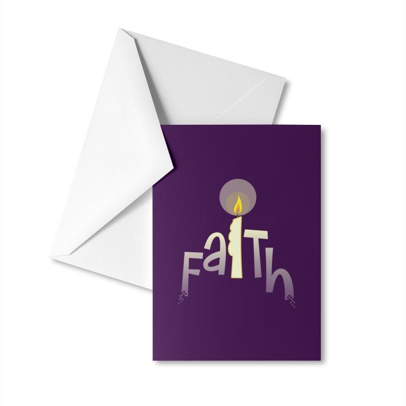 Faith Accessories Greeting Card by PickaCS's Artist Shop