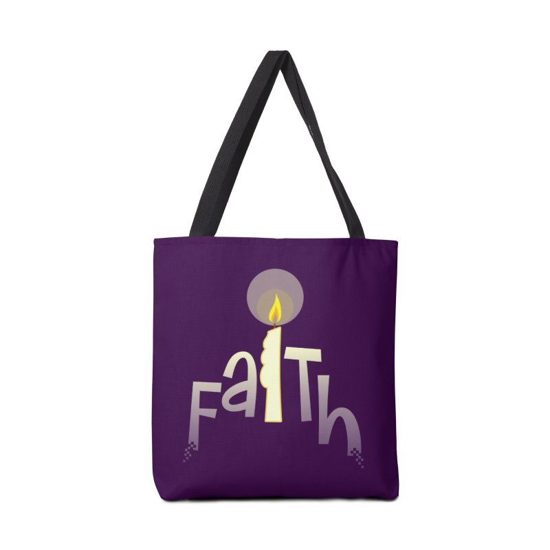 Faith Accessories Tote Bag Bag by PickaCS's Artist Shop