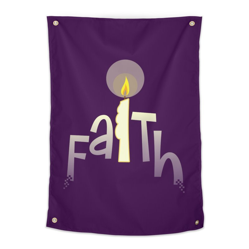 Faith Home Tapestry by PickaCS's Artist Shop