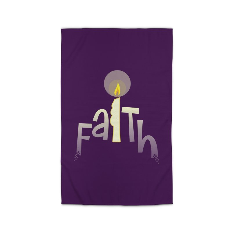 Faith Home Rug by PickaCS's Artist Shop