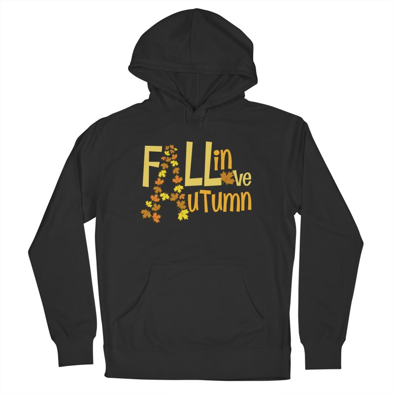 Fall in Autumn Men's Pullover Hoody by PickaCS's Artist Shop