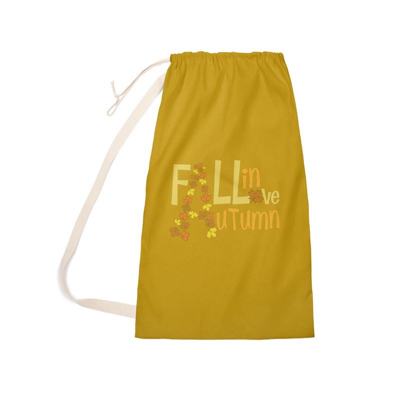 Fall in Autumn Accessories Bag by PickaCS's Artist Shop