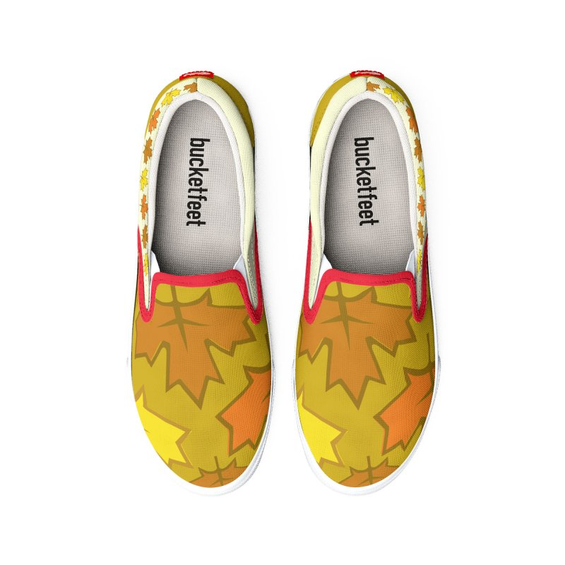Fall in Autumn Men's Shoes by PickaCS's Artist Shop