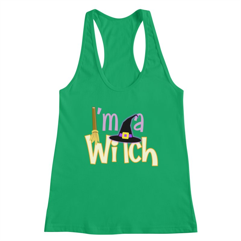 I'm a Witch! Women's Tank by PickaCS's Artist Shop