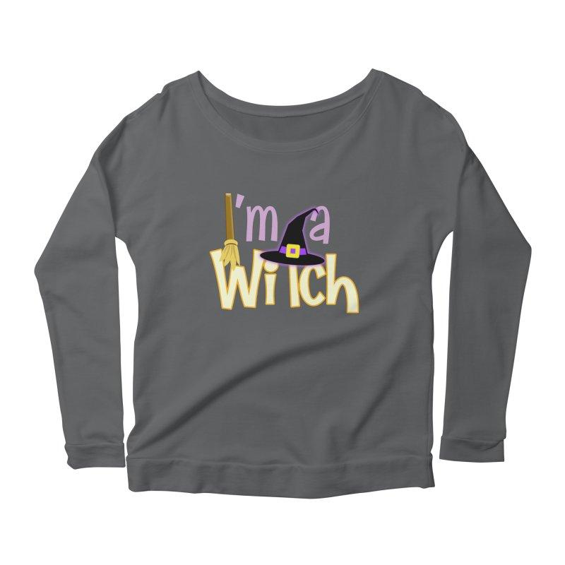 I'm a Witch! Women's Longsleeve T-Shirt by PickaCS's Artist Shop