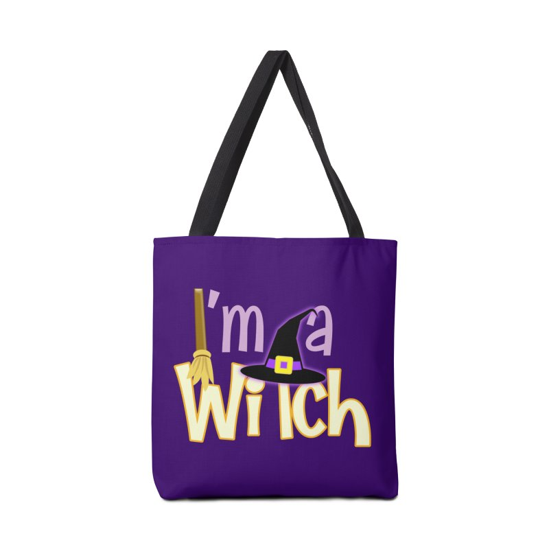 I'm a Witch! Accessories Bag by PickaCS's Artist Shop