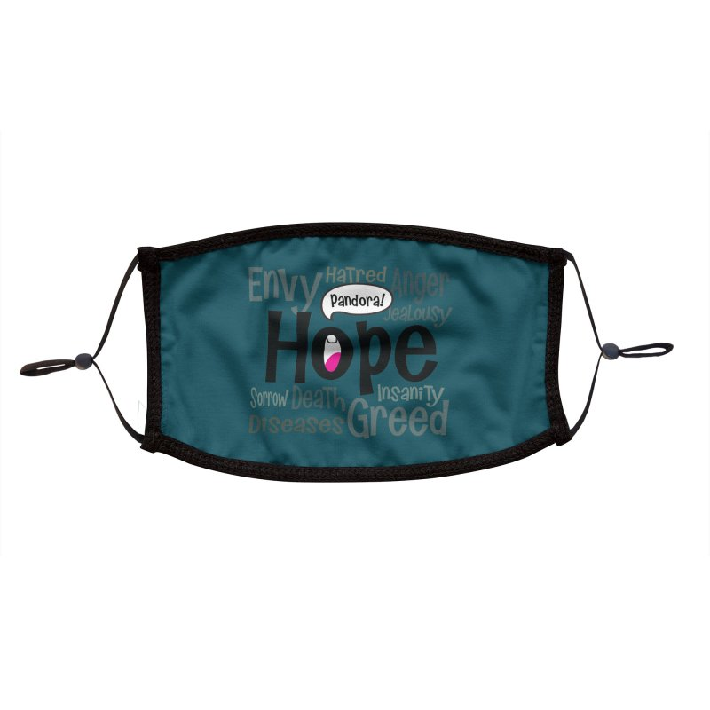 Hope... Accessories Face Mask by PickaCS's Artist Shop
