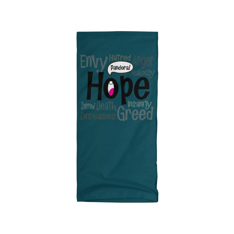 Hope... Accessories Neck Gaiter by PickaCS's Artist Shop