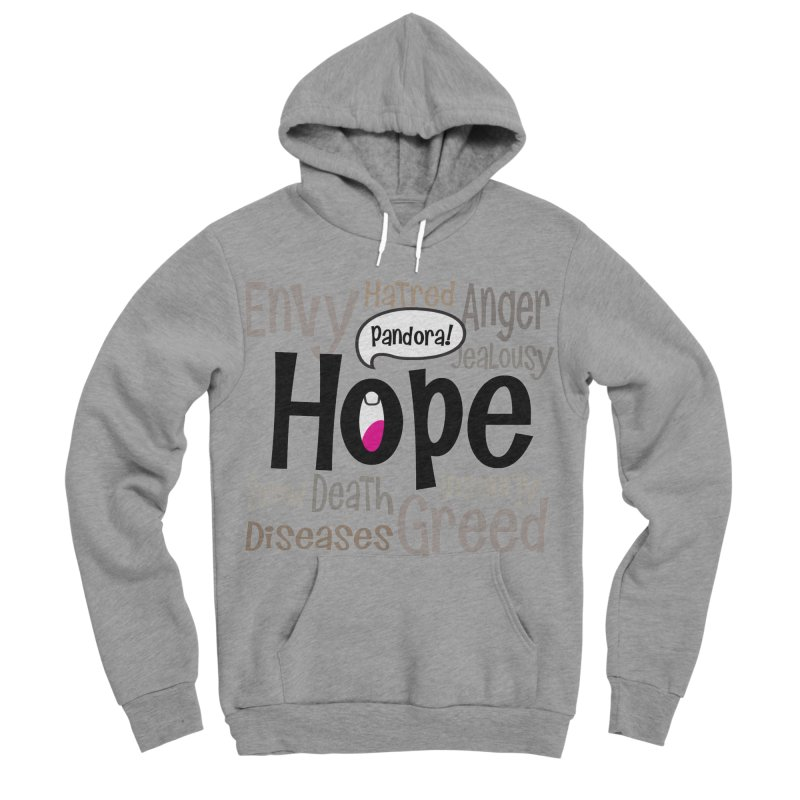Hope... Women's Sponge Fleece Pullover Hoody by PickaCS's Artist Shop