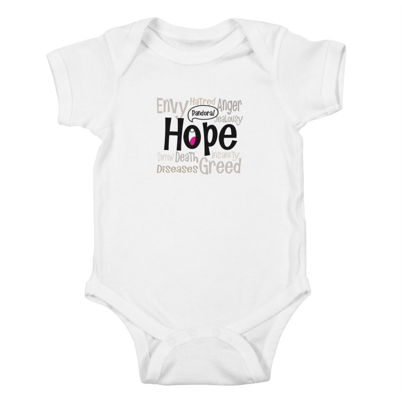 Hope... Kids Baby Bodysuit by PickaCS's Artist Shop