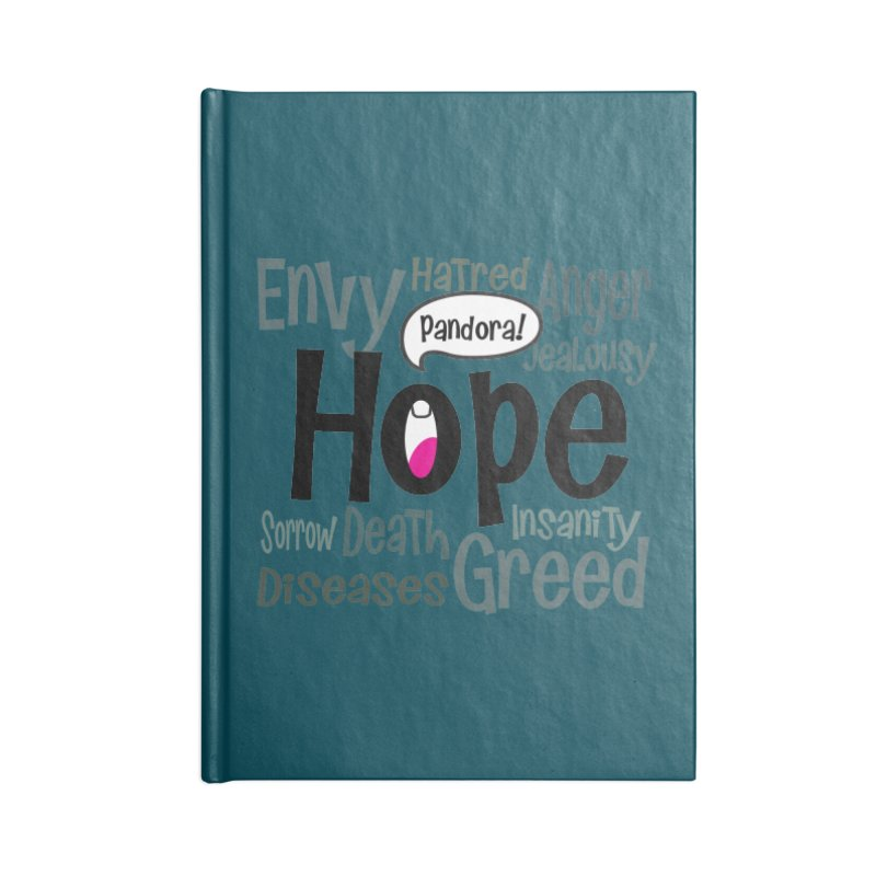 Hope... Accessories Notebook by PickaCS's Artist Shop