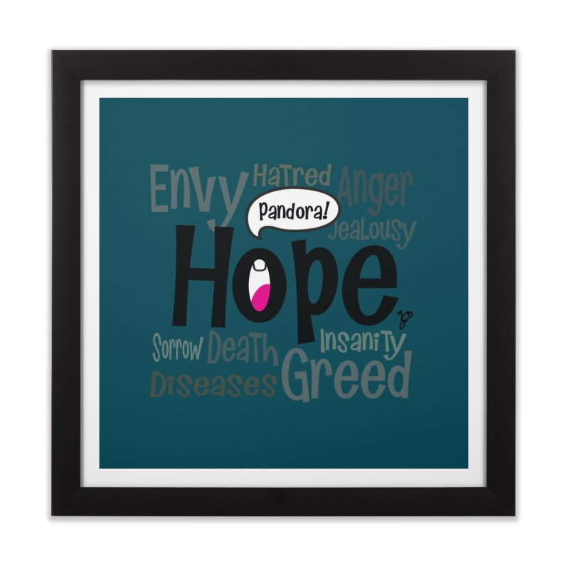 Hope... Home Framed Fine Art Print by PickaCS's Artist Shop