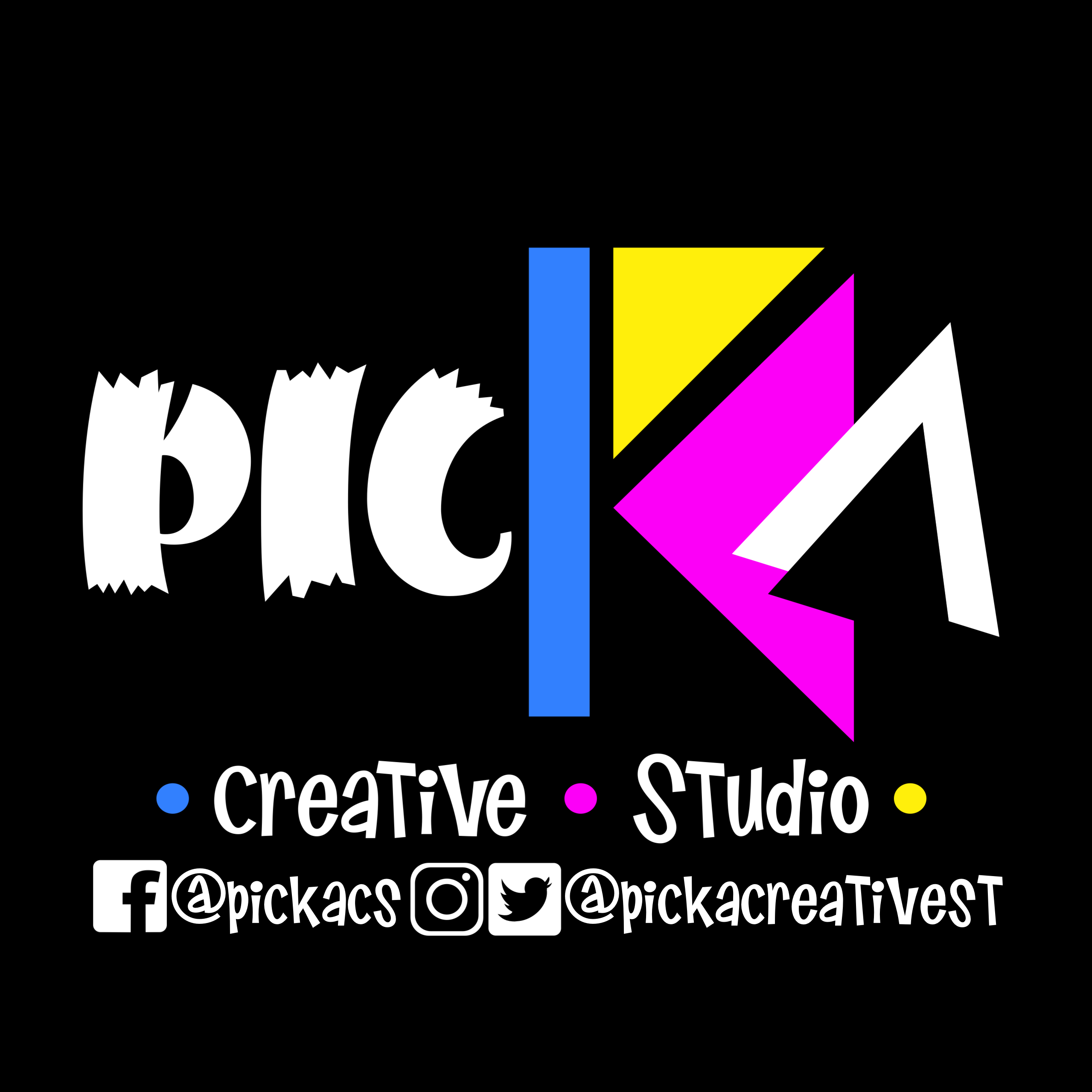PickaCS's Artist Shop Logo
