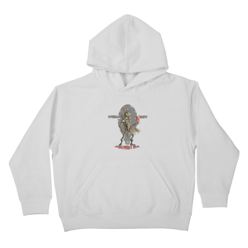 Strawberry Solo Kids Pullover Hoody by Pickled Circus