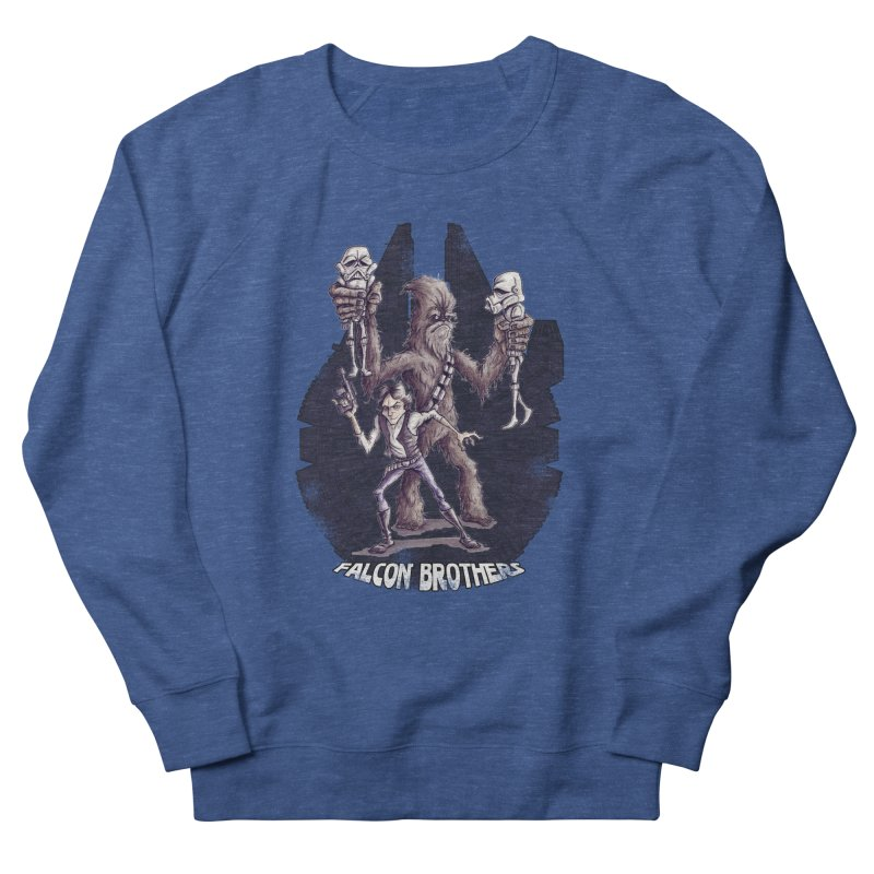 Falcon Brothers Men's Sweatshirt by Pickled Circus