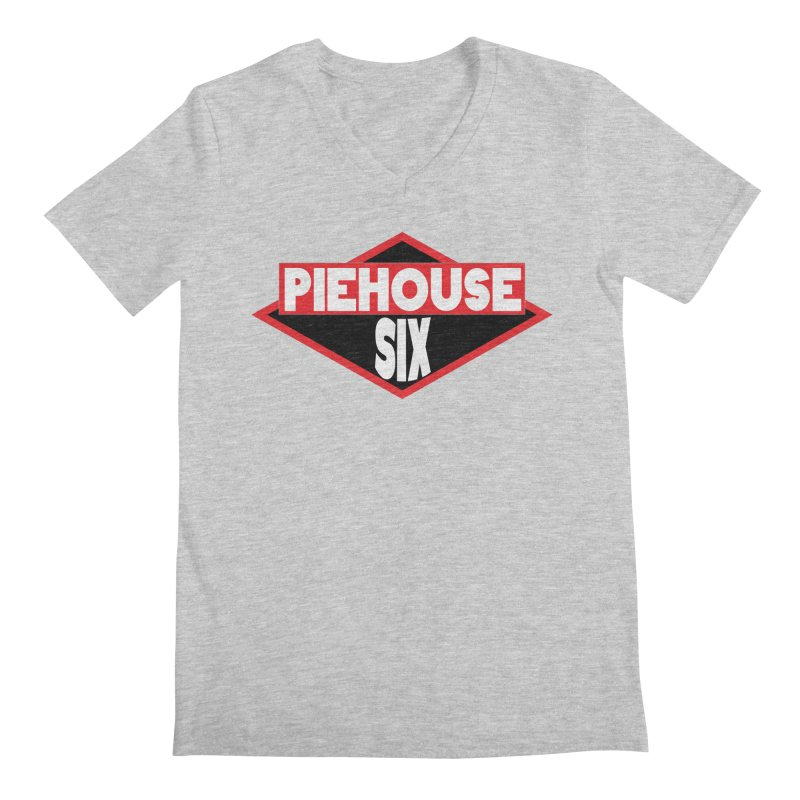 Time to get - Piehouse Six! Men's V-Neck by Piehouse Six's Shop