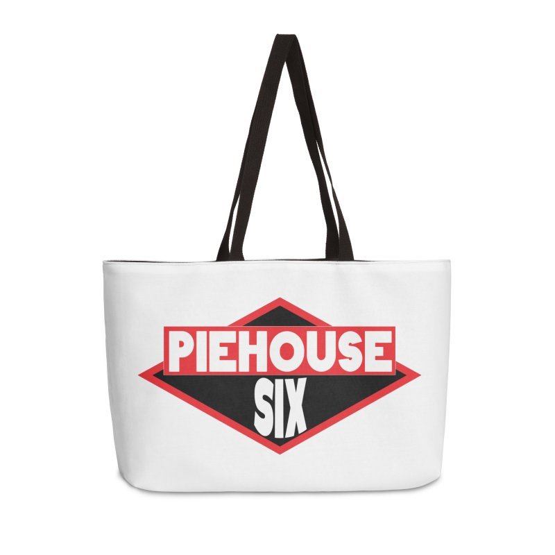 Time to get - Piehouse Six! Accessories Bag by Piehouse Six's Shop