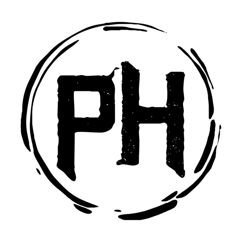 PH - chest ** Black ** Accessories Neck Gaiter by Piehouse Six's Shop