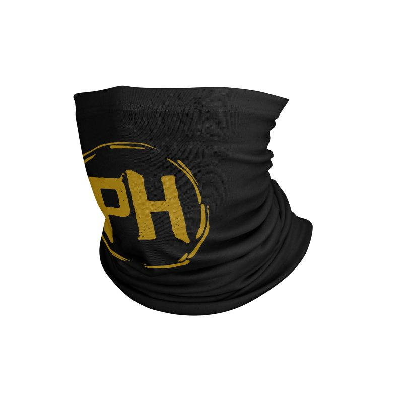 PH - chest ** Gold ** Accessories Neck Gaiter by Piehouse Six's Shop