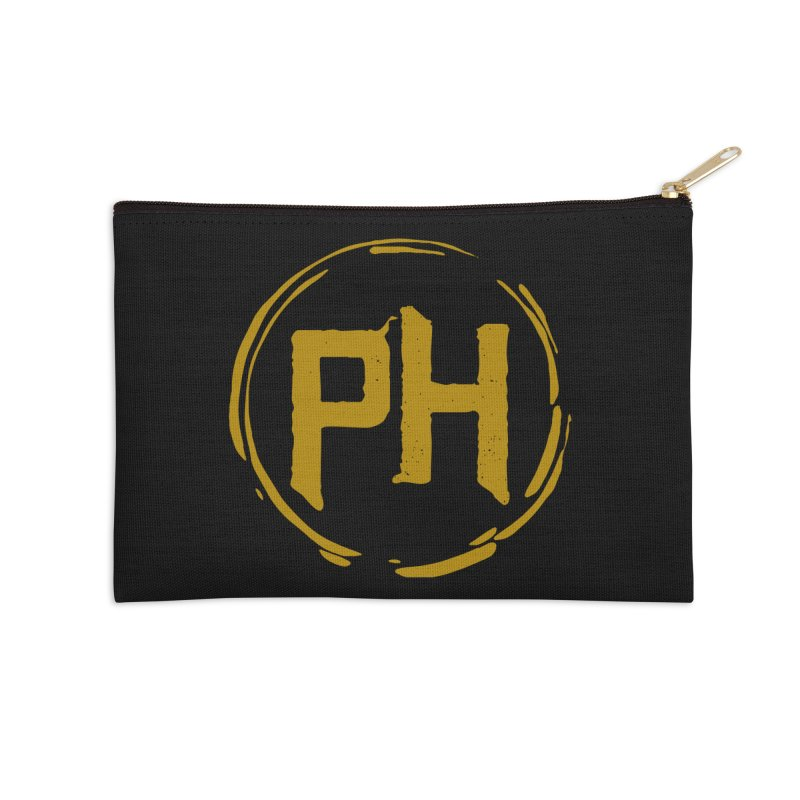 PH - chest ** Gold ** Accessories Zip Pouch by Piehouse Six's Shop