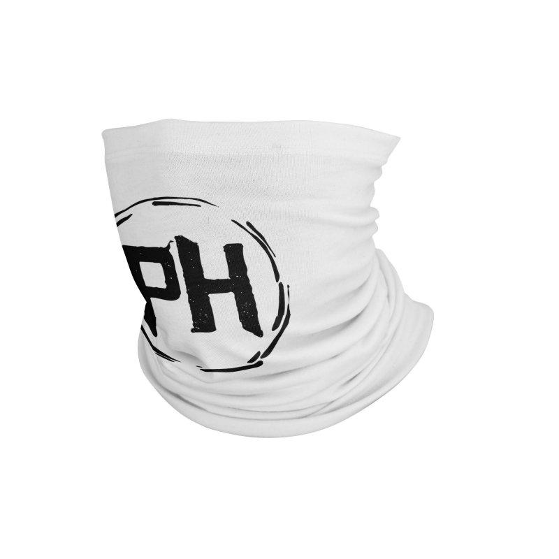 PH - Go BIG! ** Black ** Accessories Neck Gaiter by Piehouse Six's Shop