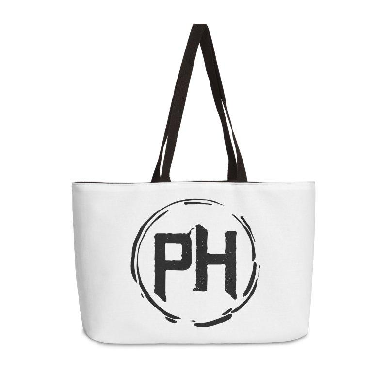 PH - Go BIG! ** Black ** Accessories Bag by Piehouse Six's Shop