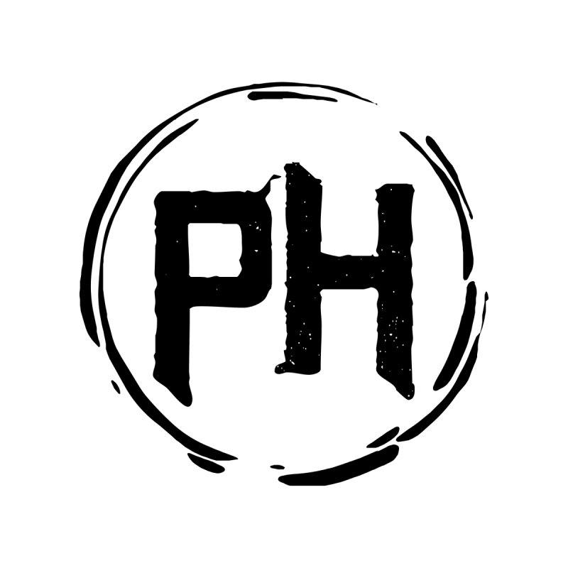 PH - Go BIG! ** Black ** Men's Tank by Piehouse Six's Shop