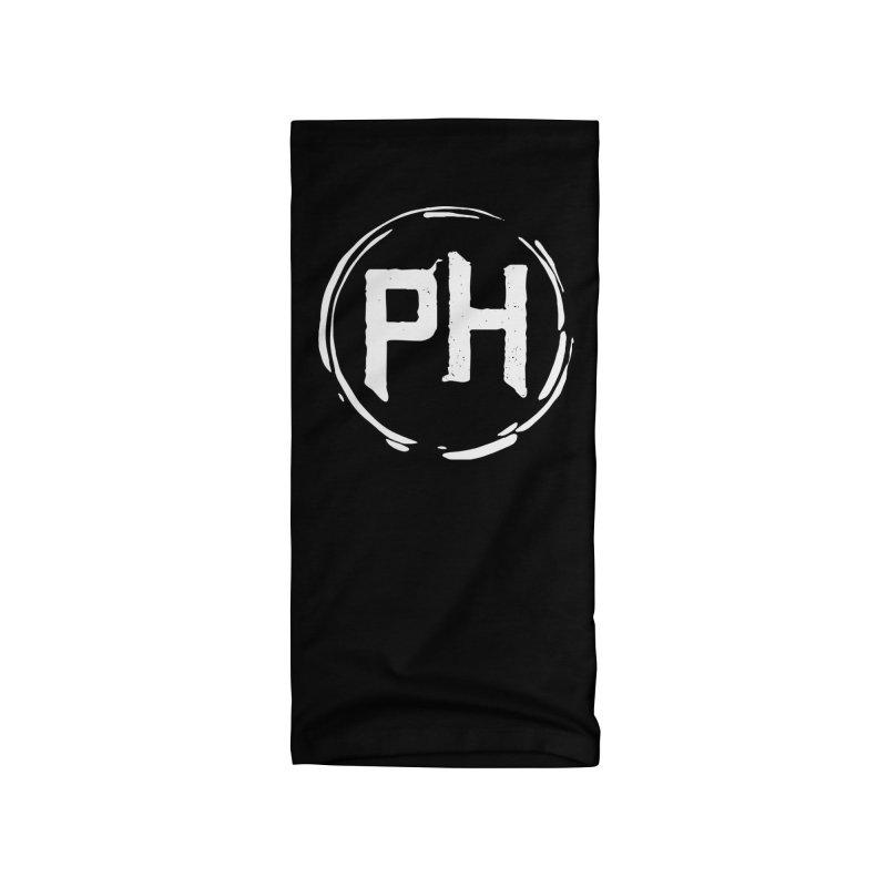 PH - Go BIG! ** White ** Accessories Neck Gaiter by Piehouse Six's Shop