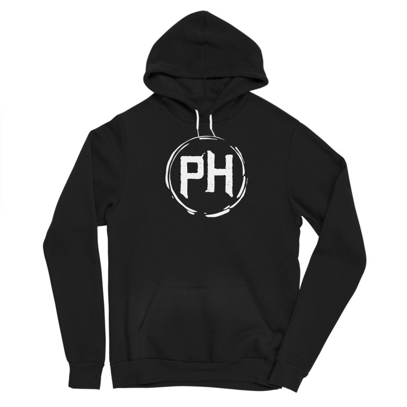 PH - Go BIG! ** White ** Men's Pullover Hoody by Piehouse Six's Shop
