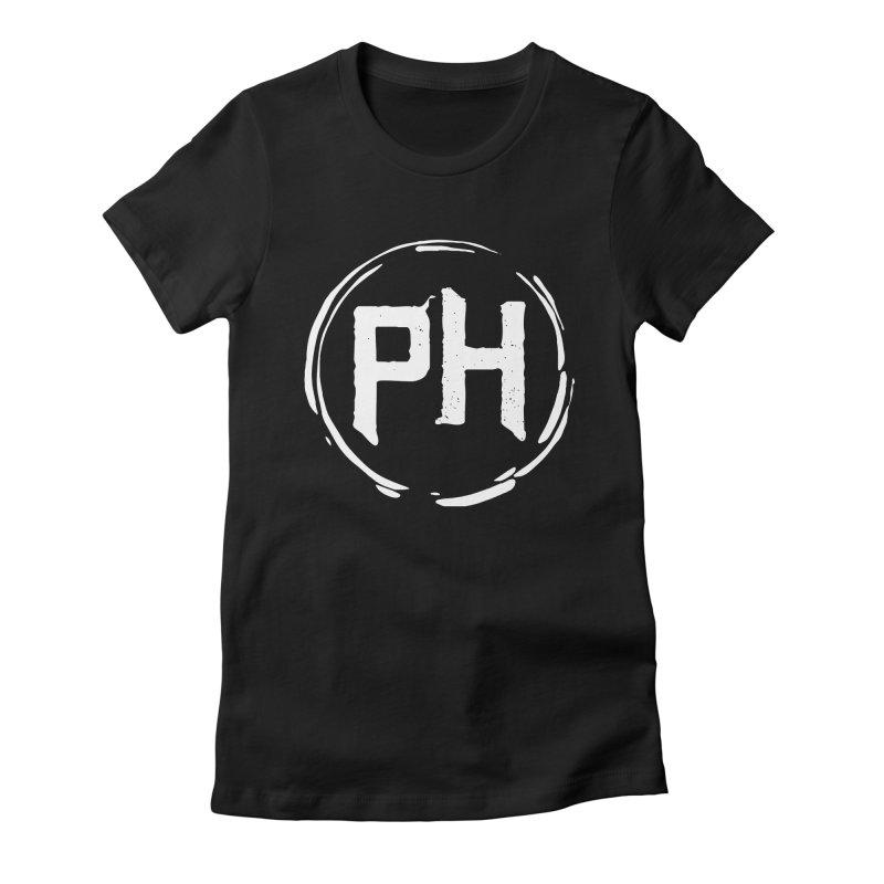 PH - Go BIG! ** White ** Women's T-Shirt by Piehouse Six's Shop
