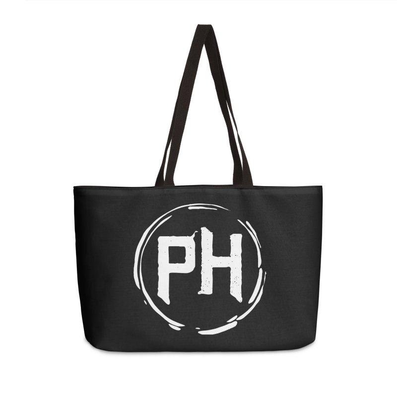 PH - Go BIG! ** White ** Accessories Bag by Piehouse Six's Shop