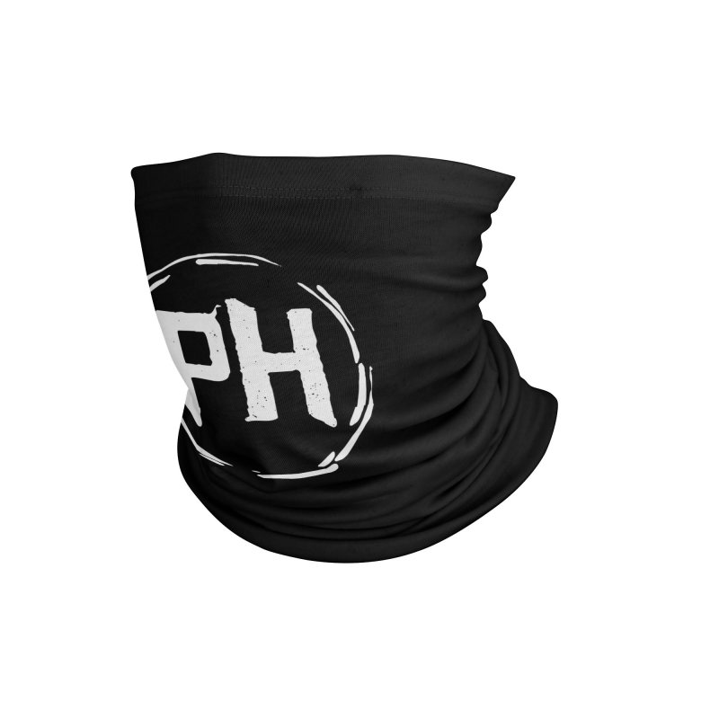 PH - chest ** White ** Accessories Neck Gaiter by Piehouse Six's Shop