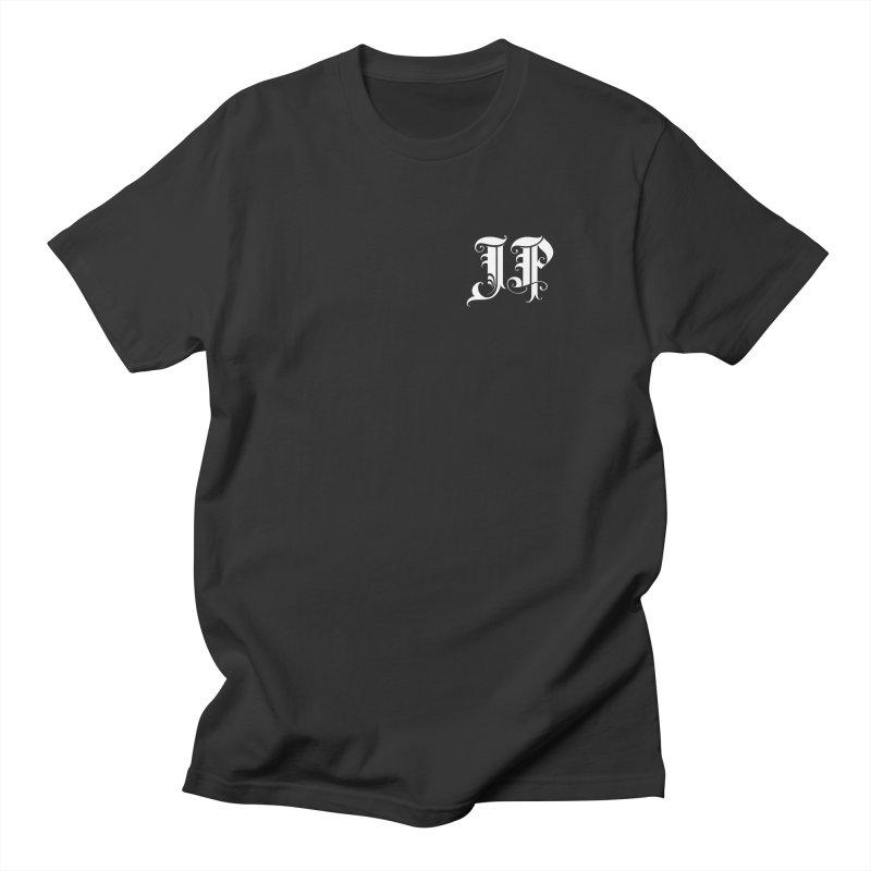 Joe.Peezy ** White ** Men's T-Shirt by Piehouse Six's Shop