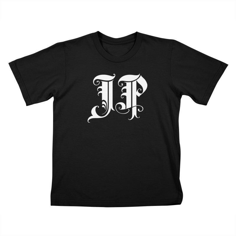 Joe.Peezy ** Go BIG! - White ** Kids T-Shirt by Piehouse Six's Shop