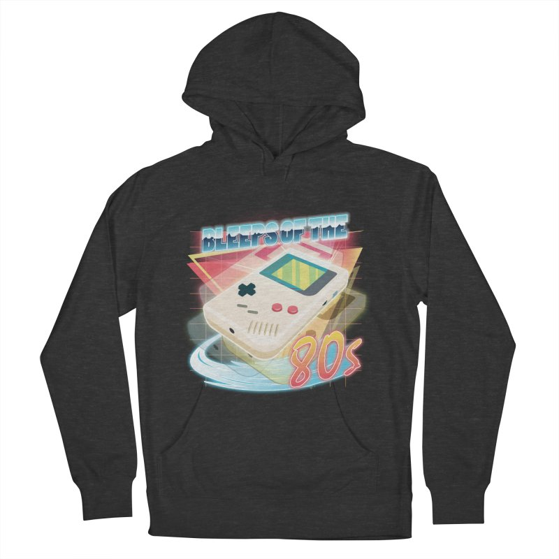 Bleeps of the 80s Women's Pullover Hoody by Pinteezy's Artist Shop