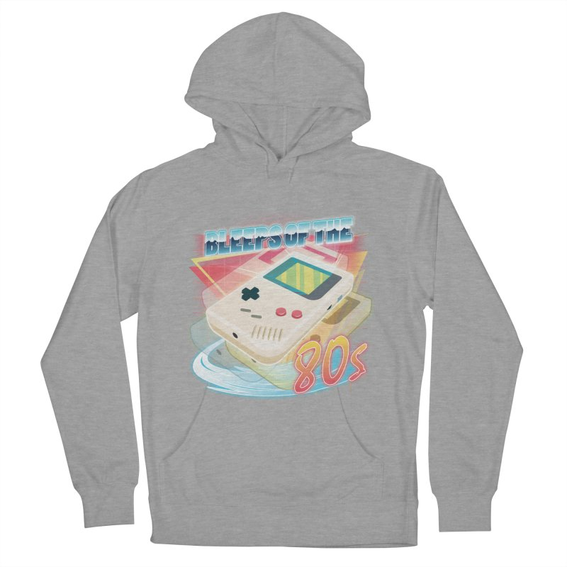 Bleeps of the 80s Men's Pullover Hoody by Pinteezy's Artist Shop