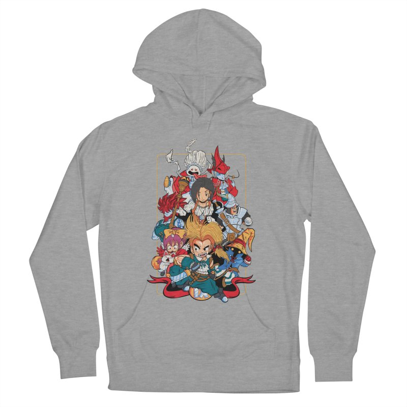 Fantasy Quest IX Men's Pullover Hoody by Pinteezy's Artist Shop