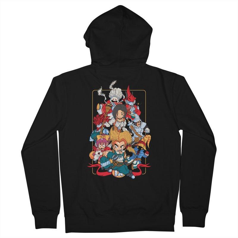 Fantasy Quest IX Women's Zip-Up Hoody by Pinteezy's Artist Shop